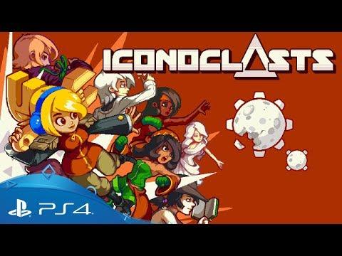 Trailer de Iconoclasts