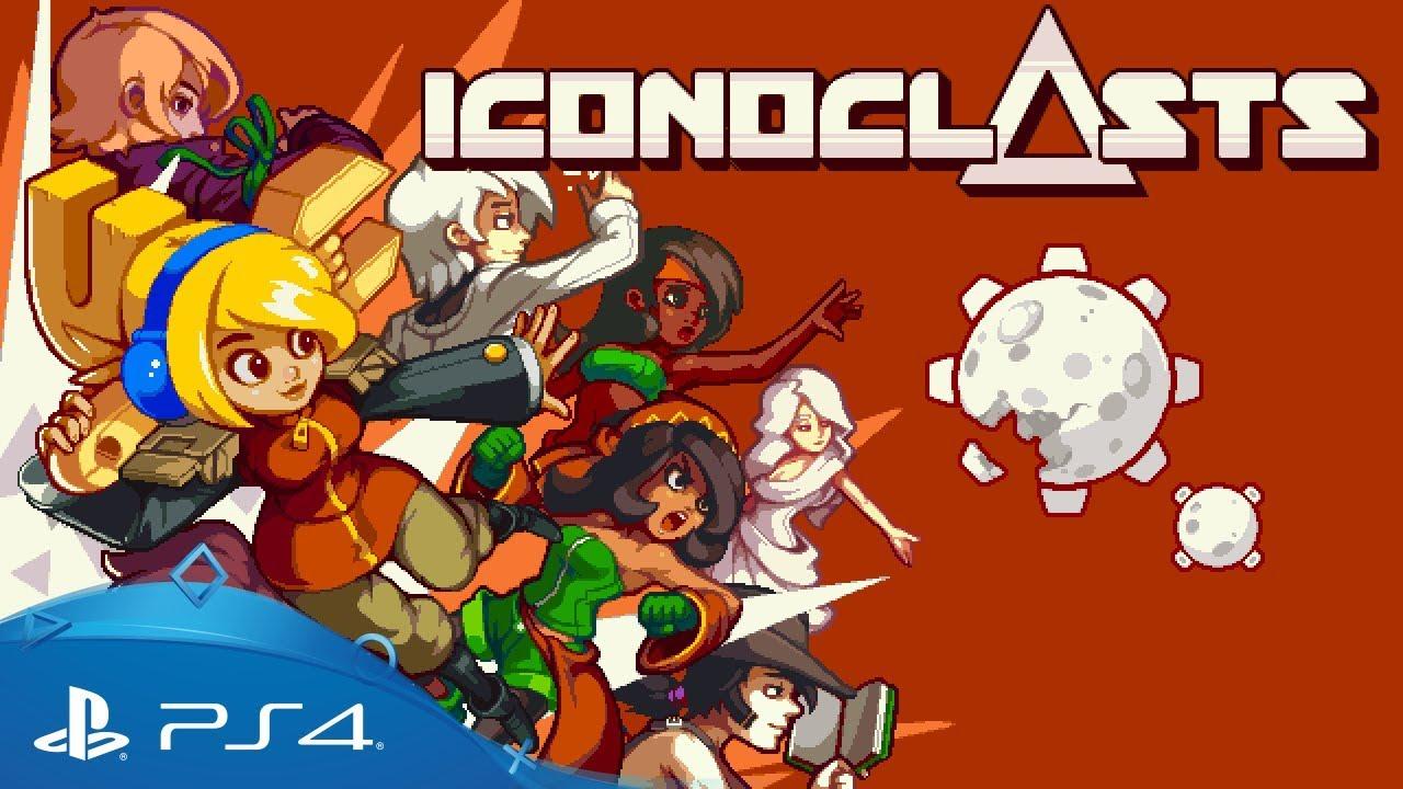 Il gioco di piattaforme d'azione Iconoclasts è stato finalmente ultimato, e sono state annunciate le date di lancio per PS4 e PS Vita