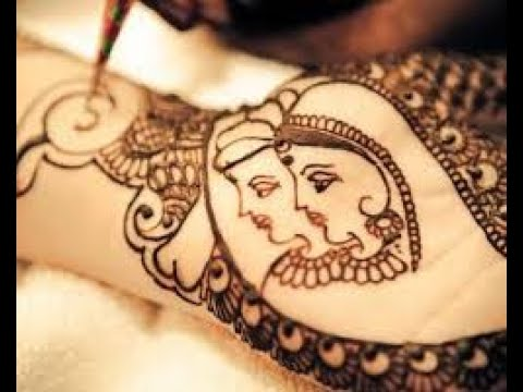 Beautiful Mehendi Arts || CINI CENTER