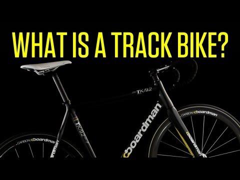 What is a Track Bike?