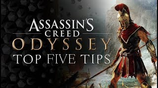 Assassins Creed Odyssey - Top 5 TIPS