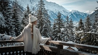 A Fairytale Village In The French Alps - Luxury Hotel In Chamonix - Chalets De Philippe