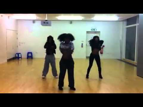 CeoDancers - Do it like a Dude - First Rehearsal