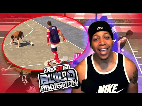 This Man is Addicted To Making New Builds - NBA 2K19 Block Party 3v3 Park