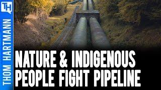 New Pipeline Poisons Indigenous Land & Nature (w/Mari Margil)