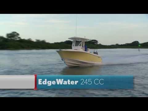 Edgewater 245CCvideo