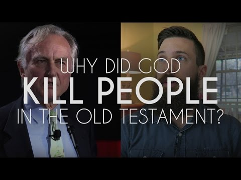 Why Did God Kill People In The Old Testament?