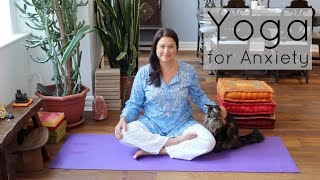Yoga for Anxiety - 5 postures for inner peace
