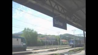 preview picture of video 'Annunci alla Stazione di Luino'