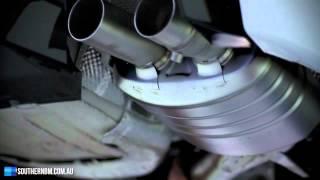 BMW M5 F10 Akrapovic Titanium Evolution Performance Exhaust upgrade, SouthernBM-Australia