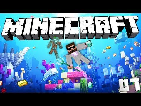 PRVNÍ SMRT A POSTEL | Minecraft Lovec Pokladů #07
