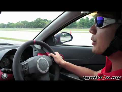 Satria Neo R3 Car Review Video