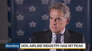 IATA Cuts Global Airline Profit Forecast