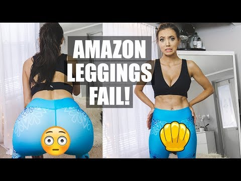 Exposing Cheap Amazon Leggings | FAVOBODINN | TORIA SERVISS
