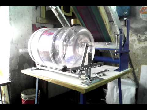 Water Jug Printing Machine