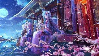 "Video thumbnail of ""Beautiful Japanese Music - Hazy Moon / Miku"""