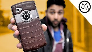 A $50,000 Smartphone for $400?