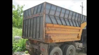 Наращивание бортов на КАМАЗ самосвал