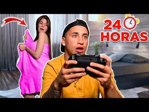 IGNORANDO A MI NOVIA POR 24 HORAS !! (se vuelve loca) #2