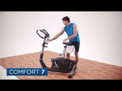 Horizon Comfort 7 Exercise Bike