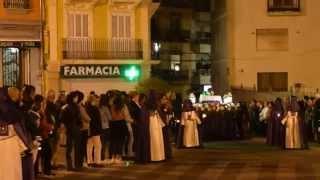 preview picture of video 'Semana Santa Chiva, Precesion del Santo Entierro'
