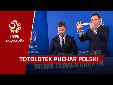 WIDEO: Losowanie par 1/32 finału Pucharu Polski