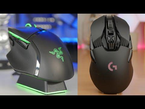 External Review Video 1Z-dMkxVLAg for Razer Basilisk Ultimate Wireless Gaming Mouse