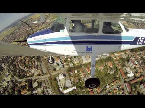 Létání je fantastický zážitek