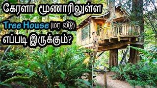 Vlog#3: Best Tree House in Munnar Kerala | கேரளா மூணாரிலுள்ள Tree House எப்படி இருக்கும்?