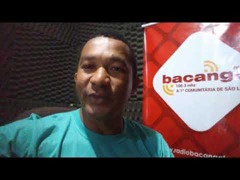 IRMÃO NANDO  PROGRAMA  FÉ E AÇÃO - Radio Bacanga, Sao Luis-MA