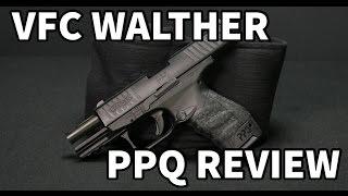 Tech-tip: Umarex/VFC Walther PPQ - mods to prevent slide