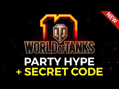 10th Anniversary Event Hype + Secret Code Revealed! | World of Tanks Birthday