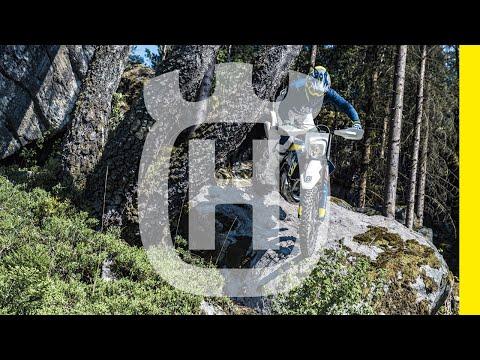 Présentation gamme Husqvarna enduro 2017