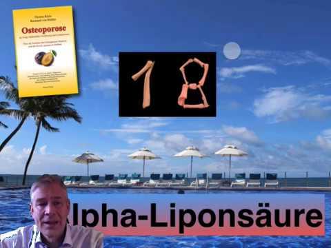 18. Kapitel: Alpha-Liponsäure – ein starkes Antioxidans