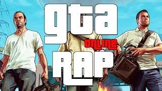 GTA V ONLINE RAP | ZARCORT | PITER-G | CYCLO