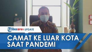 Angka Covid-19 di Rancasari Bandung Tinggi, Camat Hamdani Pergi ke Yogyakarta Kini Minta Maaf