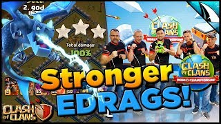 *Super Strong EDRAGONS!* EDrags at the June Qualifiers by Polish Power | Clash of Clans