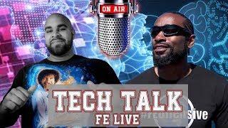 Flat Earth and Tech Talk W/ Carlos Peguero