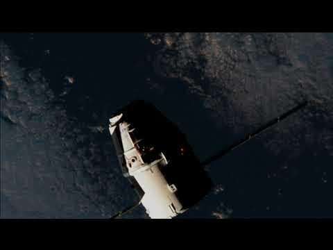 Vánoční dárky do vesmíru: Robotická ruka připojila nákladní loď Dragon k ISS