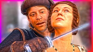Kingdom Come Deliverance - Can You Take Back Talmberg On Your Own?   (Night Raid Walkthrough)