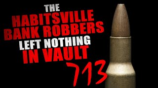 """""""The Habitsville Bank Robbers Left Nothing in Vault 713"""" 