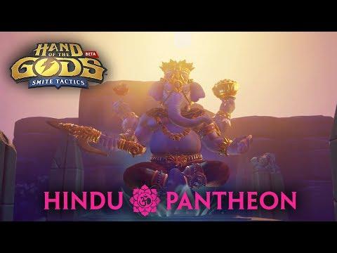 Hand of the Gods - Pantheon Reveal - Hindu thumbnail