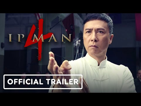 Ip Man 4: The Finale - Official Trailer (2019) Donnie Yen