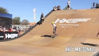 Kimberley Diamond Cup 2013 Big Air Best Trick Highlights