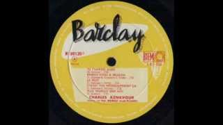 CHARLES AZNAVOUR - C'NEST PAS NECESSAIREMENT CA (It Ain't Nesseseraly So) - 25Cm BARCLAY 80120