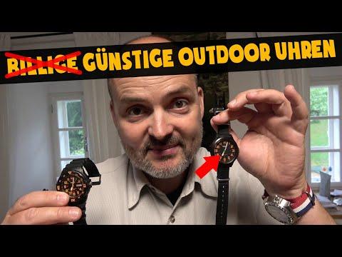 Günstige Outdoor Uhren von Casio | EDC Ausrüstung