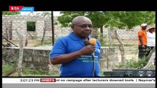 Tana River County, The Nature Kenya and The Global Environment launch Forest conservation project