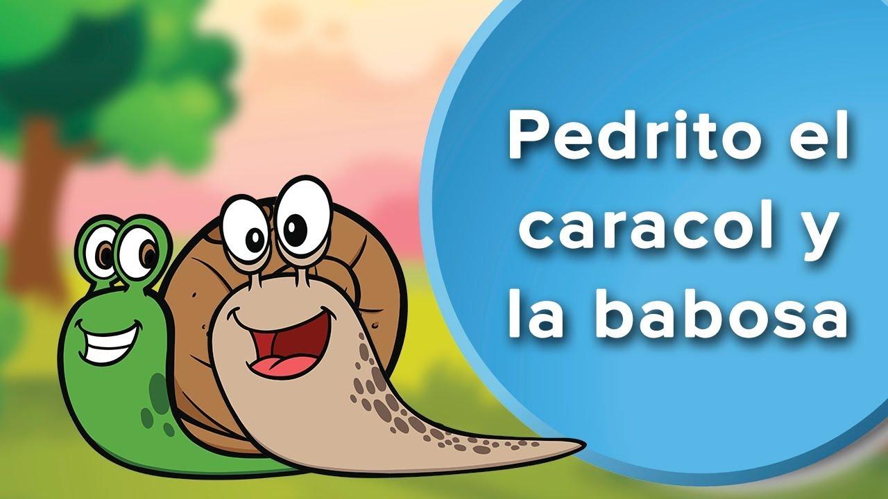 Pedrito, el caracol y la babosa | Cuento para incentivar la generosidad en los niños ????