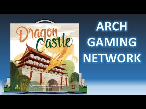 Review: Dragon Castle with Setup and How to Play