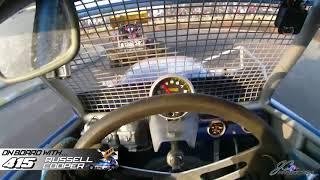 BriSCA F1 FPV! ON BOARD #415 Skegness 19.09.20 heat 1!